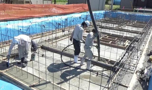 コンクリート工事