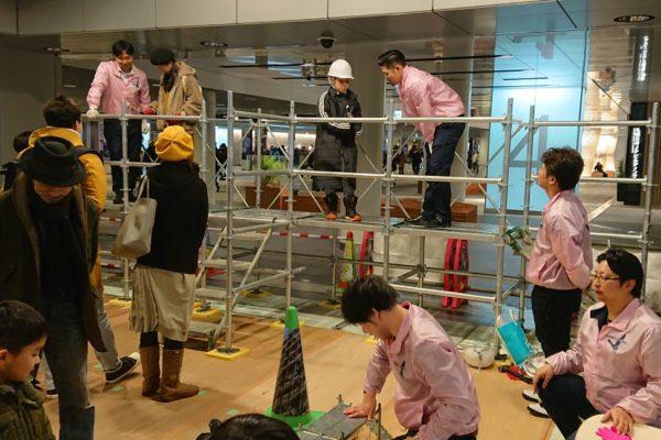 【『建設産業ふれあい展』の写真】